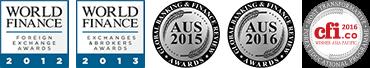 2012 - 2016 Awards